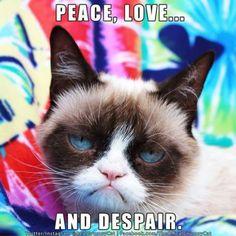 Emo Grumpy Cat.