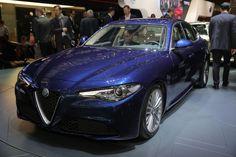 Alfa Romeo revela gama Giulia em Genebra!