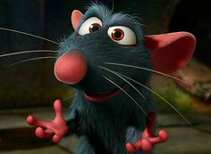 Japanese Anime: Ratatouille