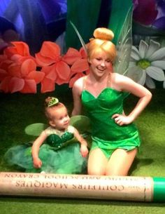 little girl's costume