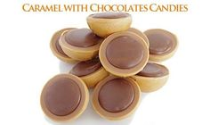 Homemade Caramel with Chocolates Candies - HowToInstructions.Us