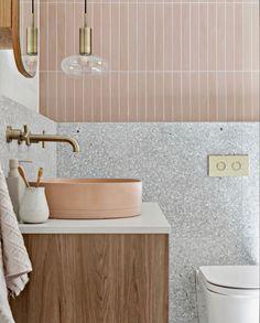Bathroom Basin, Bathroom Renos, Laundry In Bathroom, Master Bathroom, Girl Bathrooms, Washroom, Interior Design Inspiration, Bathroom Inspiration, Beautiful Bathrooms