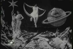 A Voyage to the Moon - Georges Melies