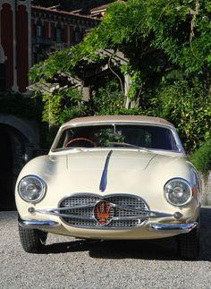 1957 Maserati 150 GT Prototype Spider Fantuzzi                                                                                                                                                                                 More
