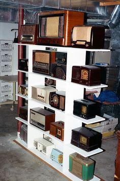 Vintage Radio Collection - All Vacuum Tube Radios