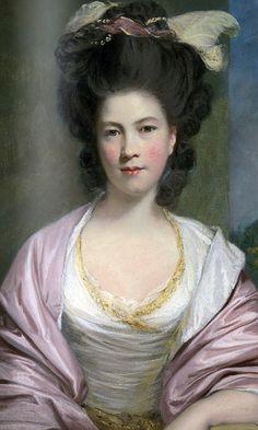 Elizabeth, Lady Forbes, 1775, by Sir Joshua Reynolds