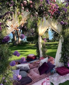 If you want to opt for something different for your wedding decorations and let go of the usual yellow or orange decor, then is… Desi Wedding, Wedding Stage, Wedding Ceremony, Reception, Mehendi Decor Ideas, Floral Arch, Outdoor Living, Outdoor Decor, Outdoor Events