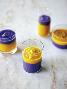 ふたつの味を一緒にいただき! 『ELLE a table』はおしゃれで簡単なレシピが満載!