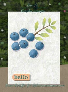 Blueberry Video, Blueberry Fruit, Hello Photo, Light Contouring, Lord Is My Strength, Leaf Texture, Joy Of The Lord, Right Brain, Basic Grey