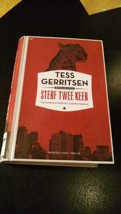21/53 Spannende thriller, mij iets te bloederig, maar omdat Tess -op haar eigen verzoek- leesclubgenoot Silvia laat vermoorden, moesten we dit boek natuurlijk lezen.