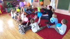 zabawy balonowe