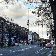 Berlin - #travel #traveling #berlin #city #street #travellicious #urban #streetview #instagood #trip #travelblog #photography #fun #travelling #travelblogger    #Regram via @travelliciousblog