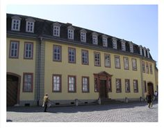 Best Goethe House Weimar