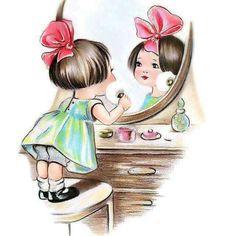 Soloillustratori: Specchio, mio specchio