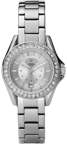 Ladies Fossil Watches $71