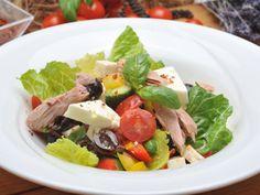 Schuhbecks Griechischer Bauernsalat mit Thunfisch