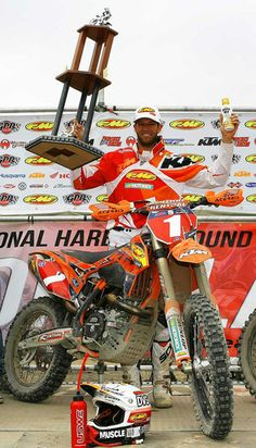 SCOTT goggle athlete Kurt Caselli dominated his 4th consecutive National Hare & Hound race of the season at the sixth round of the series held in Jericho, UT.