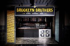 SA gets its first American-style diner restaurant franchise Brothers Restaurant, Diner Restaurant, Food And Beverage Industry, How To Get, American, Style, Swag, Restaurant