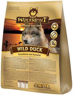 Wolfsblut Wild Duck Senior 15 kg Hundefutter mit Entenfleischsparen25.com , sparen25.de , sparen25.info
