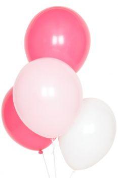 Luftballon Mix - Pink von MyLittleDay gesehen bei www.mypaperset.de