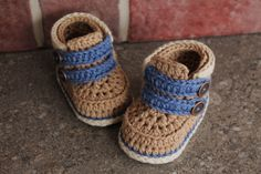 Booty Pattern Crochet Shoes Cairo Boots FX by Inventorium on Etsy, $6.40