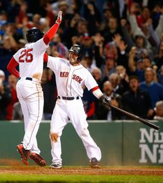 MLB Baseball Photos: Final statistics from the Atlanta vs. Boston game played on May 2014 Boston Game, Boston Red Sox, Baseball Photos, Baseball Cards, Dustin Pedroia, Red Sox Nation, The Outfield, Love My Boys, Fenway Park