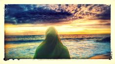 See my sunset