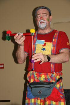 Noddy the Clown