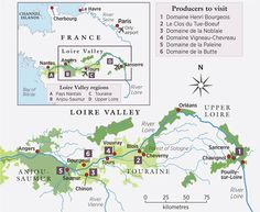 wineries of the loire valley