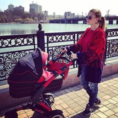 Thanks@stanislavabutuk: The perfect look!  #abcdesign #thinkbaby #abcdesign_3tec #3tec #instagood #lookoftheday #happyfriday #weekend #child #happy #stroller #pram #design #look #strolling #mum #familymoments