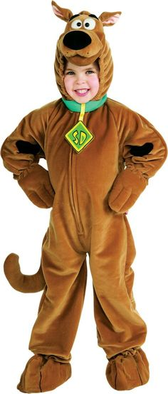 Boys Scooby-Doo Costume Deluxe - Party City