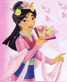 Mulan | Walt Disney _ Mulan