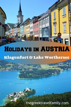 Holidays in Klagenfurt and Lake Worthersee, Austria Europe Travel Outfits, Europe Travel Tips, European Travel, Klagenfurt, Europe Destinations, Mountain Landscape, Travel Aesthetic, Austria, Travel Photos
