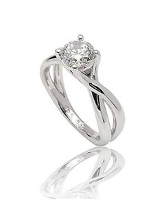 Beautiful Engagement #Rings  Find More: http://www.imaddictedtoyou.com/