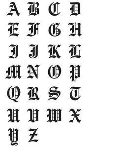 Calligraphy Fonts Alphabet, Tattoo Fonts Alphabet, Tattoo Lettering Fonts, Lettering Styles, Vinyl Lettering, Graffiti Lettering Fonts, Letter Fonts, Tattoo Font Styles, Letter Stencils
