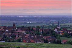 Mittelbergheim in Alsace