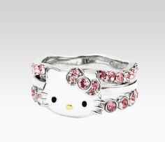 Wedding ring  All the Hello Kitty stuff is for my daughter :)