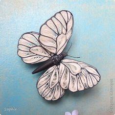 Картина панно рисунок Квиллинг Букет сирени Бумажные полосы фото 12