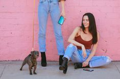 The sister tag-teambrings us behind the scenes of their LA-based phone case production….