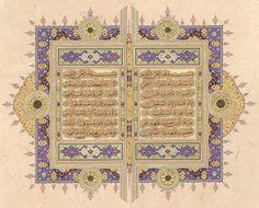 Serlevha - Fatiha Sûresi ve Bakara Sûresi'nin ilk beş ayeti