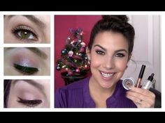 Sparkly Makeup! 3 Ways to Wear It - YouTube