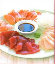 Sashimi is a popular Japanese delicacy that is comprise of raw fresh meat, especially fishes that are sliced into very thin pieces. The word itself has been integrated into English language as there is no definite term for it; it is now used to refer to uncooked fish preparations. .....