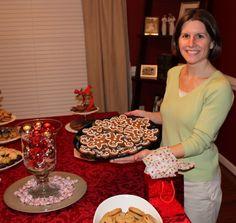 Kate Hetrick's 1st Cookie Exchange Party 2009