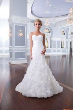 Vestidos de noiva Lillian West 6299 2014