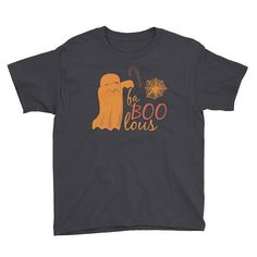 A lightweight youth tee, made of 100% cotton (except for heather colors, which contain polyester). Comes pre-shrunk so the fit stays the same over time and multiple wash cycles. Fab BOO lous dabbing ghost is here to save your Halloween Costume. Rock all the parties with this cool shirt. This fabulous dabbing ghost is the best gift that you are get for your favorite people this Halloween 2017. Consider a size up for a loose fit.  • 100% ring-spun cotton (heather colors have polyester) • 30…