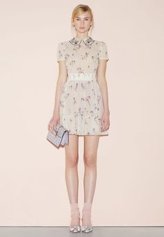 REDValentino Spring 2016 Ready-to-Wear Collection  - ELLE.com