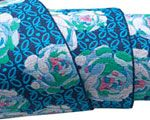 Amy Butler Roses Blue White - 1 7/8 Inch [0Notions-RRibbons-AB-08-1] - $7.95 : Pink Chalk Fabrics is your online source for modern quilting cottons and sewing patterns., Cloth, Pattern + Tool for Modern Sewists
