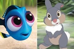 Can You Name All 75 of These Disney/Pixar Animals? - A tribute to the scaly, slippery, and fuzzy ones. - Quiz