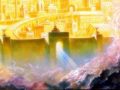 Aqui eu Aprendi!: A Formosa Jerusalém - Estudando Apocalipse 21 - Escatologia