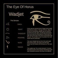 eye of horus story